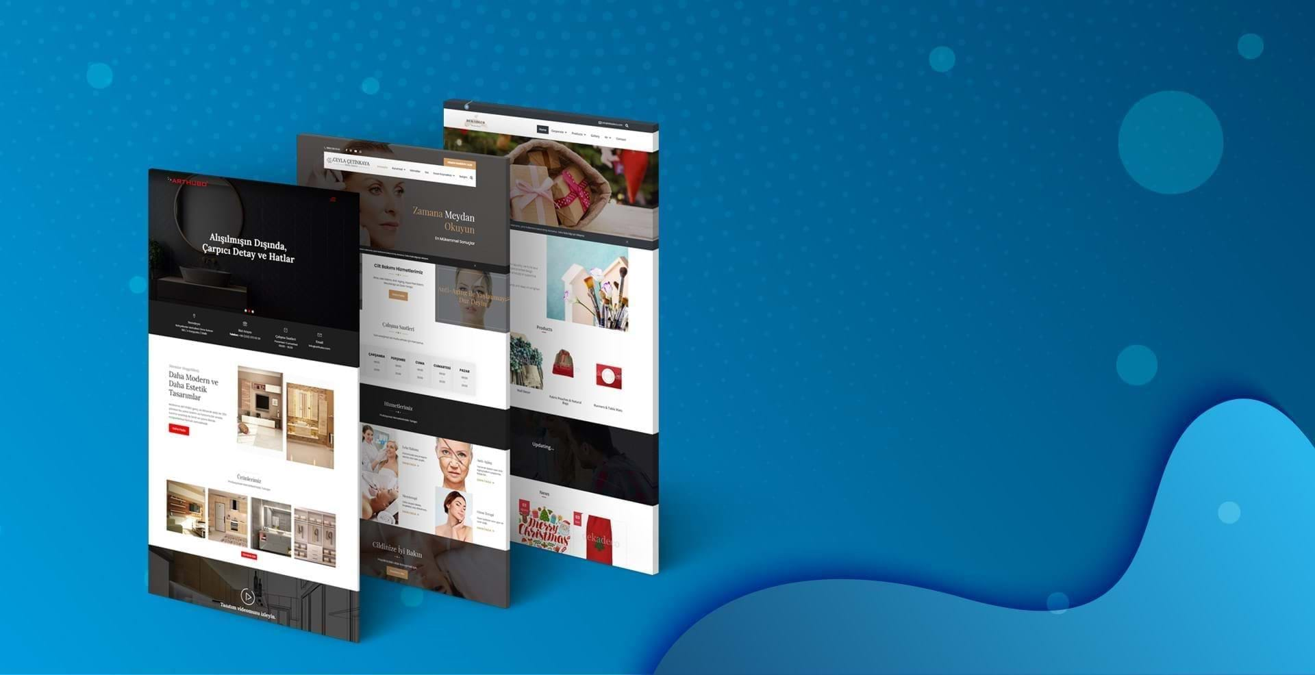 Corporate Web Packages